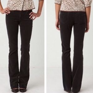 anthropologie AG | angel bootcut corduroy cords 25